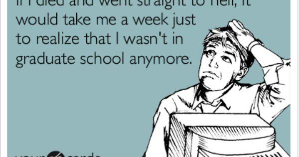 Fact. Especially @ the end of the semester