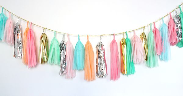 How much would you pay for party decor? I NEED this tassel