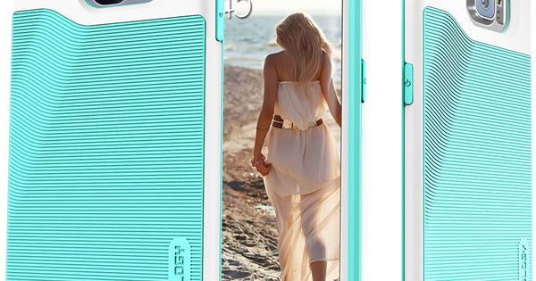 Wavelength Series [Turquoise Mint] for Samsung Galaxy S6 ...