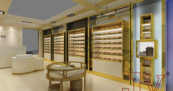 البصرية تصميم صالة بروناي Store Design Interior Showroom Interior Design Commercial Interior Design