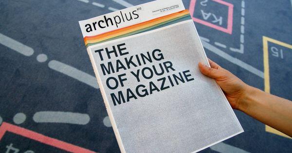 The Making Of Your Magazines Onlab Identidade Visual Identidade