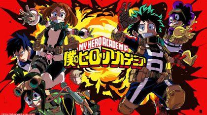 Boku No Hero Academia Dublado Episodio 1 Papel De Parede De