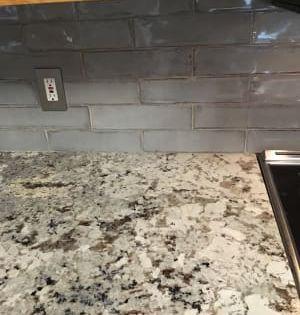 Castle Hazy Trail 3x12 Ceramic Tile Outdoor Kitchen Countertops Ceramic Tiles Master Bath Tile