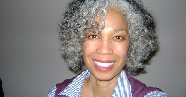 African American Natural Gray Hairstyles