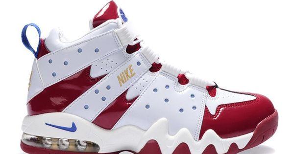 tom hanks sida - Nike Air Max2 CB 94Charles Barkley Red white!$72.20USD | Cool ...