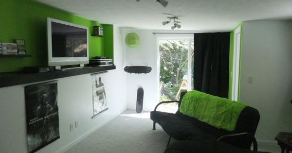 Great Ideas To Decorate A Xbox Video Game Room