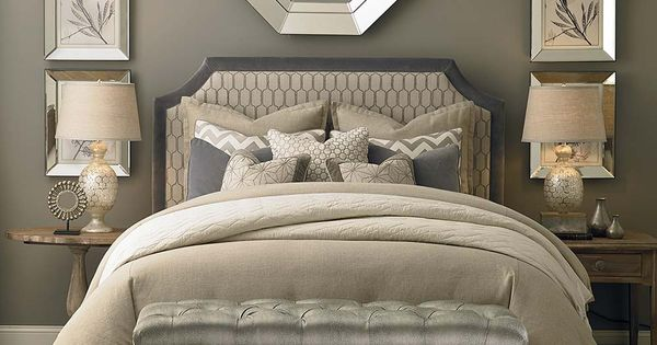 Custom uph beds florence clipped corner headboard corner for Corner headboard queen
