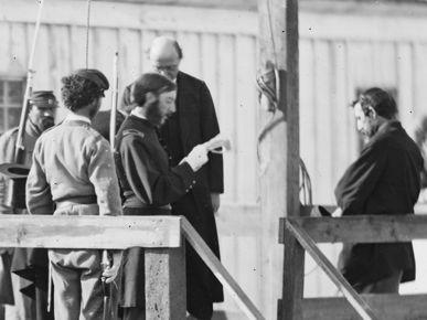 Execution Of Heinrich Hartmann Wirz Captain Heinrich Hartmann Wirz