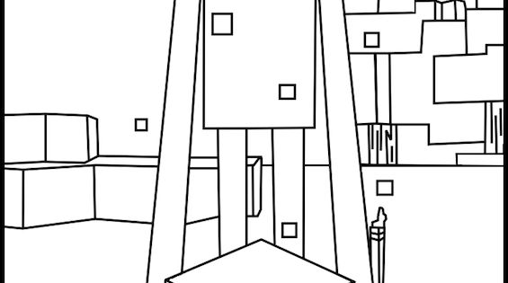 free minecraft enderman coloring pages - photo#12