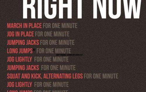 #100calories burned workout