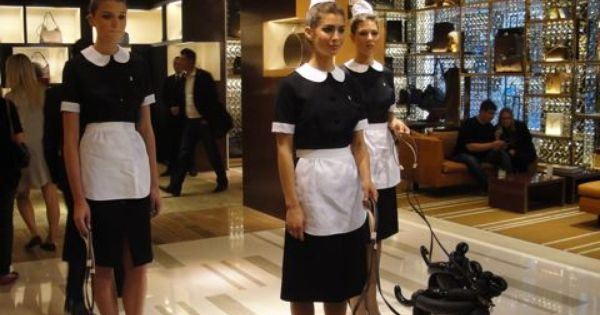 Maids That Do Dog Walking Services At Luxury Hotels May