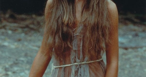 hippie boho chic dress long hair hippie chick brooke shields blue lagoon