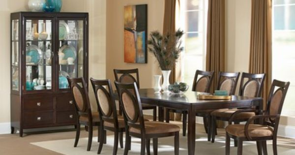 Silver Dining Room Sets Photo Decorating Inspiration