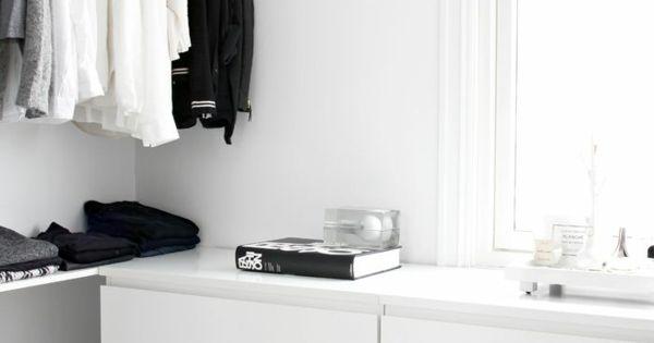 wie k nnen sie einen begehbaren kleiderschrank selber bauen do it yourself pinterest. Black Bedroom Furniture Sets. Home Design Ideas
