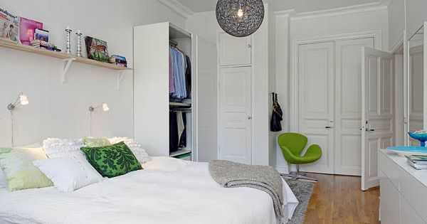 30 Small Bedrooms Ideas To Make Your Home Look Bigger