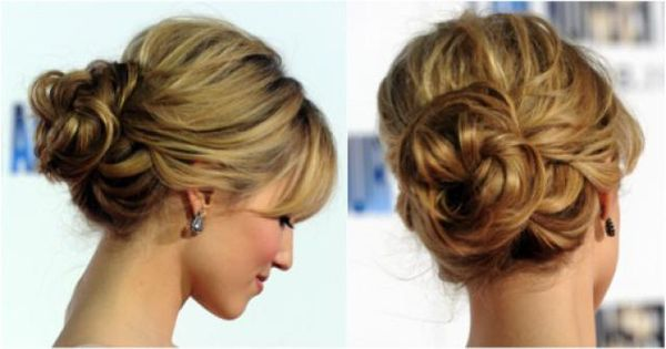 Messy Updos Best Casual Prom Hairstyles Dianna