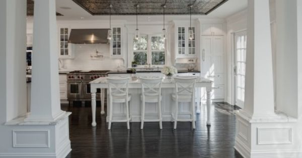 Ooooo I love it! Traditional Kitchen Photos Eat In Kitchen Family Room