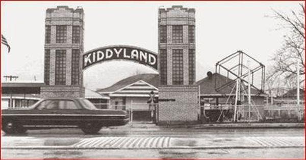 Green Oaks Kiddyland At 95th And Pulaski In Oak Lawn 1946