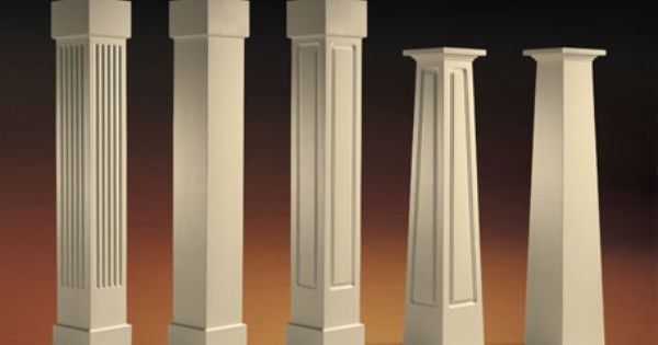 Prefabricated Posts At Http Mouldingspecialties Com