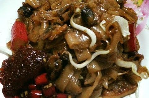 Kway Teow Kerang Dahlia S Kitchen Youtube Makanan Memasak Dahlia