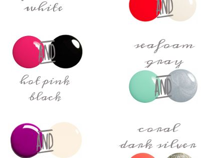 The Perfect Polish Color Combinations for At-Home Summer Pedicures - From Its