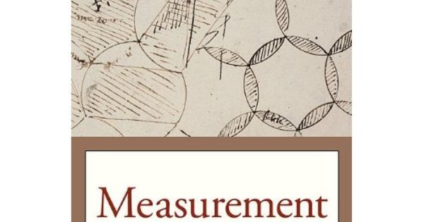 Measurement by Paul Lockhart: How math should be done and how to