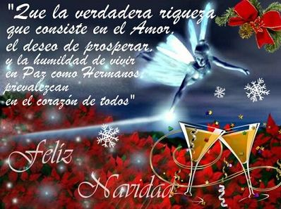 Mensaje De Navidad Para Compartir En Facebook Feliz