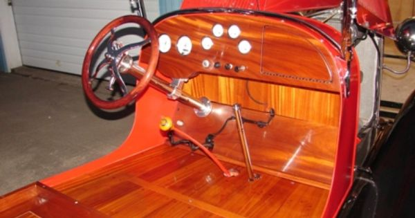 Ford Model A Speedster Reader S Gallery Fine Woodworking Ford Models Model Antique Cars