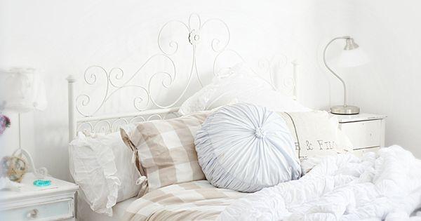 Dream bedroom look!