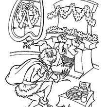 Christmas Coloring Pages Videos Pictures
