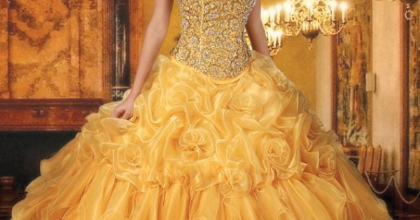 Elegant Beauty And The Beast Quince Dress Ccs Quince