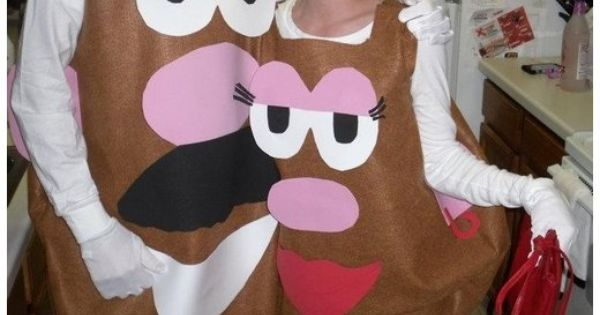 Homemade Costumes for Couples - a huge gallery of homemade Halloween costumes!
