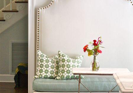 high back settee, architecture interior design interior ideas office design interior house