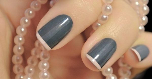 Not into psychedelic nails, but this polish look appeals to me. It's