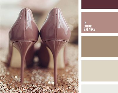 If you are planning a wedding, this color palette is perfect. Pastel