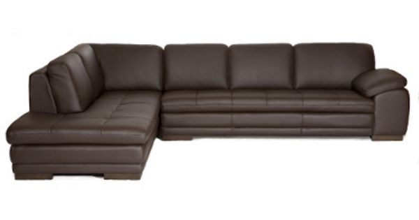 Kuka Paris Sectional Room Kuka Paris Brown Sectional Left Scandinaviafurniture Com Fabric Sectional Sofas Sectional Sofa Couch