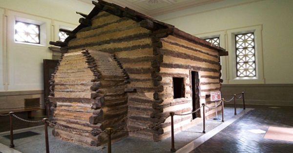 Abraham Lincoln S Birthplace Hodgenville Ky On February 12