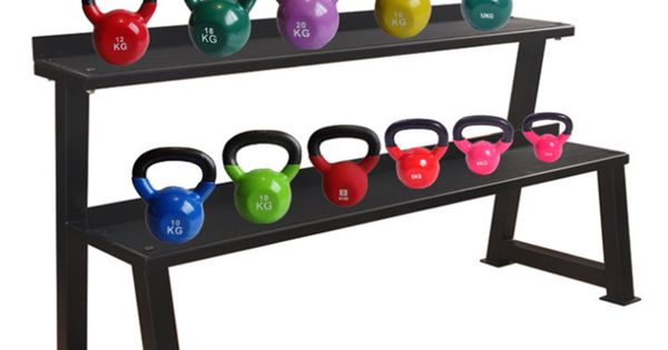 Gym Equipment Kettlebell Storage Rack Kettlebell Rack Kettlebell Crossfit Products
