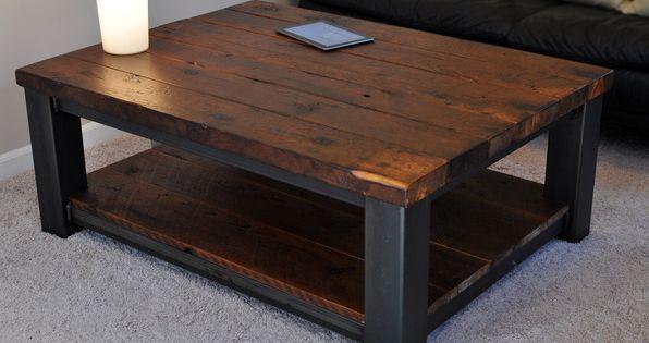 rustic wood coffee table with wheels   Metals   Pinterest   Dark wood,  Coffee and Coffee table with wheels - Rustic Wood Coffee Table With Wheels Metals Pinterest Dark