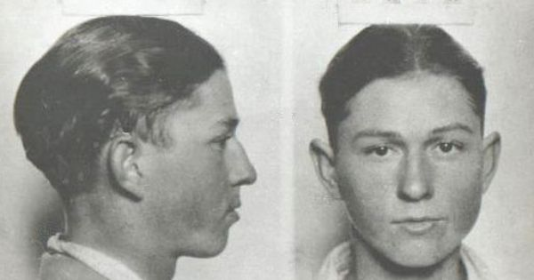 clyde barrow mug shot | Historic/ Vintage Photography ...