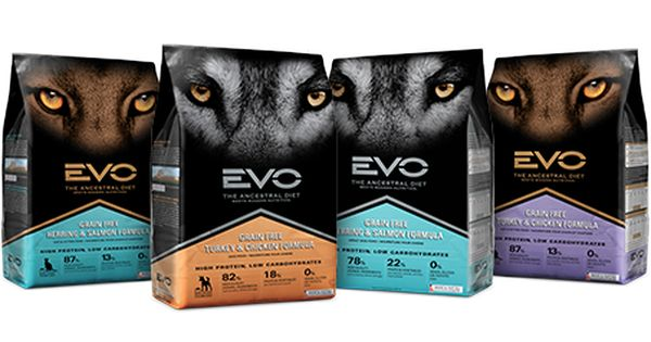 Evo Family Pet Food Packaging Food Animals Healthy Food Packaging