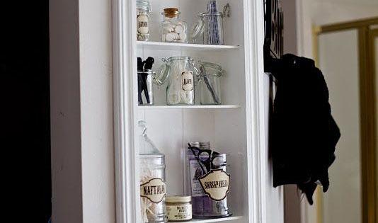 Estanter as y armarios para el cuarto de ba o armario - Armarios para el bano ...