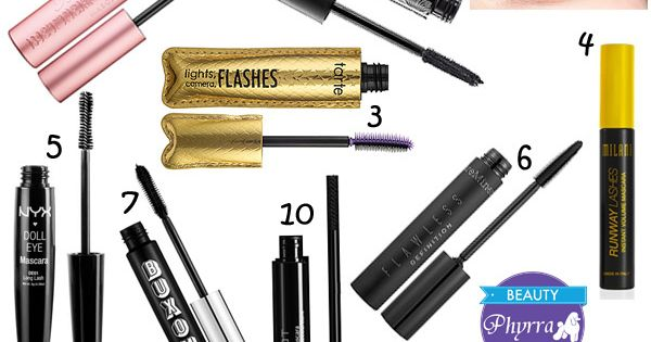 top 10 best cruelty free mascaras les animaux maquillage et coiffures. Black Bedroom Furniture Sets. Home Design Ideas