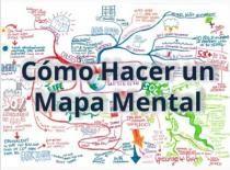 Como Hacer Un Mapa.Como Hacer Un Mapa Mental Explicado Paso A Paso Crear