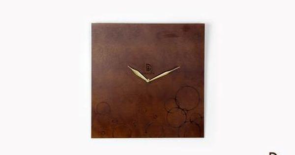 ساعة حائط مودرن تكسر كل التقاليد والمعايير التصميمة لتتألق على جدران غرفتك تصميم الساعة فريد وهو عبارة عن دوائر بأحجام مختلفة ومتداخلة و Wall Clock Clock Wall