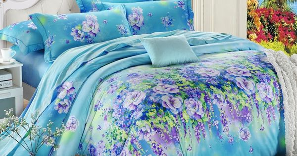 Blue and oriental and queen size on pinterest