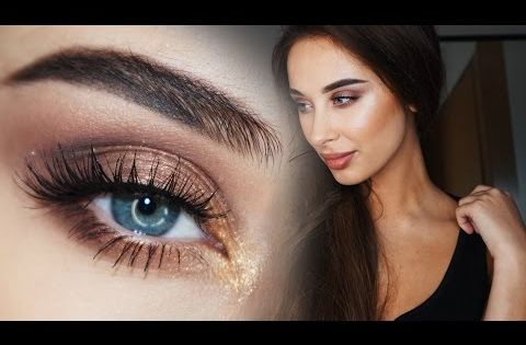 Bedroom eyes velvety golden shadow tutorial lash named for Bedroom eyes makeup