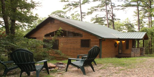 Crooked Pine Beavers Bend Cabin Broken Bow Cabin Secluded Cabin Cabin Luxury Cabin