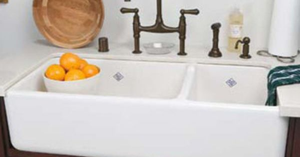 Rohl farmhouse sink - 40 inches For the Home Pinterest Farm ...