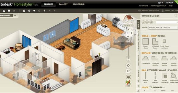10 best free online virtual room programs and tools web for Online bedroom planner